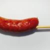 セブンイレブン:あらびきフランク【糖質2.8g/カロリー196kcal】