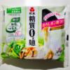 紀文:糖質0g麺(おろしポン酢つゆ付き)【糖質6.8g/カロリー71kcal】